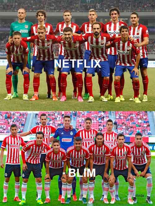 Netflix-vs-Blim-Atletico-vs-Chivas