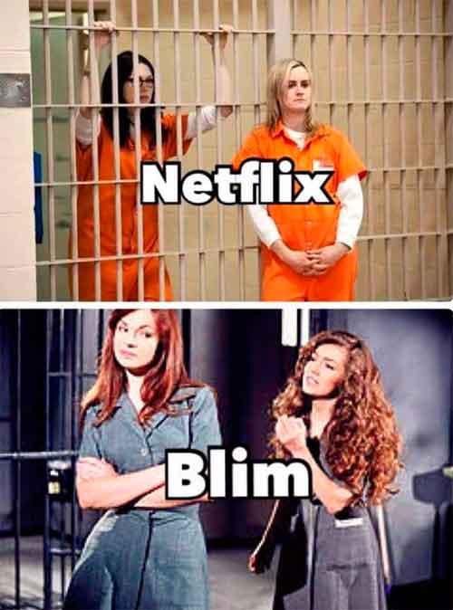 Netflix-vs-Blim-carcel