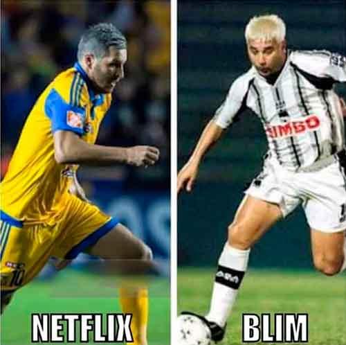 Netflix-vs-Blim-tigres-vs-monterrey